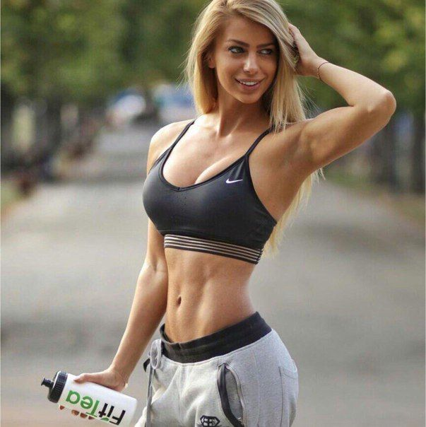 Pin on Fitness Girls #98