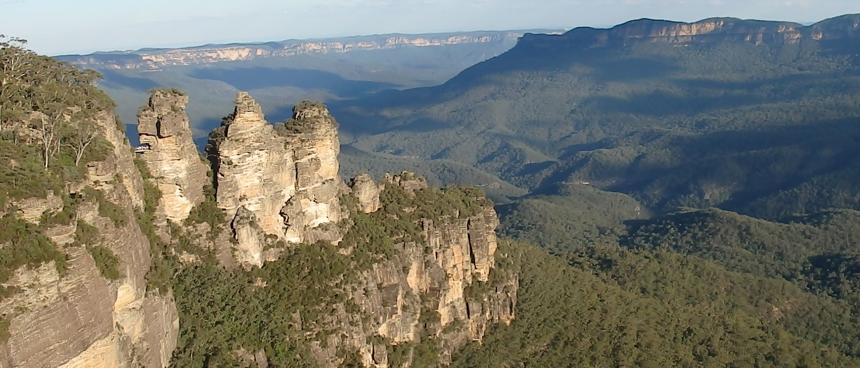 Three Sisters Blue Mountains,  Australia.