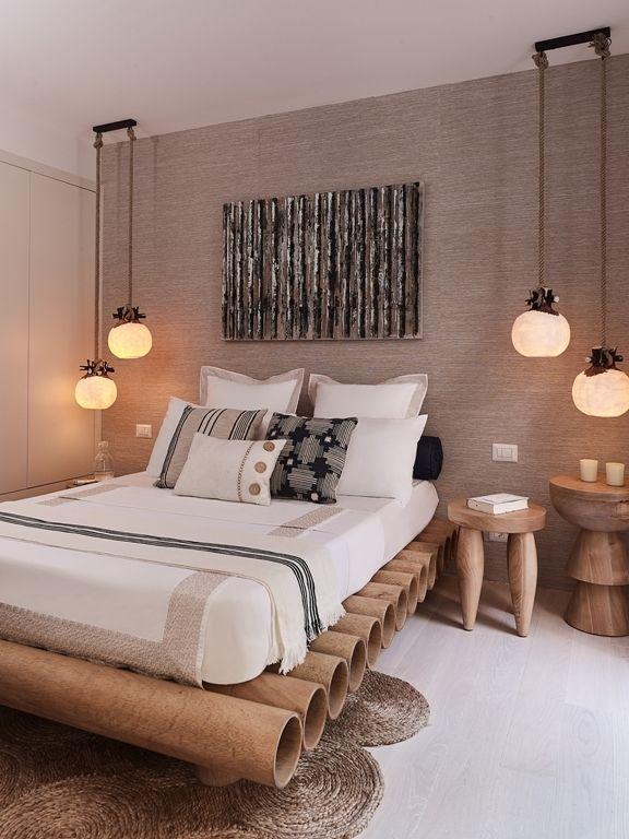 Bedroom A Of Zen Inspired Luxury Villa In Bodrum, Turkey | Turkish Houses  And Decor Styles | Pinterest | Bodrum, Villas And Zen Style