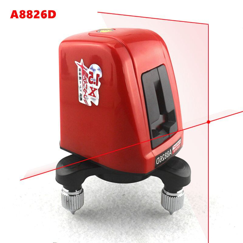 Acuangle A8826d Laser Level 2 Red Cross Line 1 Point 360 Degree Rotary Self Leveling Nivel Laser Diagnostic Tools Ak435 Laser Levels Red Cross Diagnostic Tool