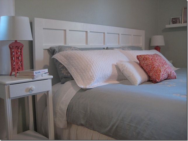 Diy network website stars diy network diy headboards and bedrooms 15 easy to make diy headboard projects home improvement diy network love the headboardlove the gray and coral colors headboard ideas solutioingenieria Choice Image