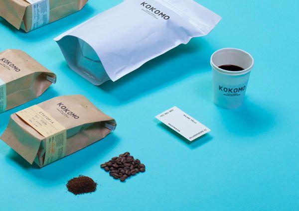 Kokomo Brand Identity By Aku Packaging Design Inspiration Kokomo Company Branding