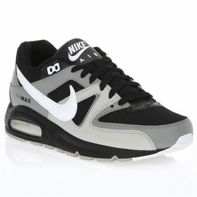 bas prix d4cc8 cc694 Modèle Air max Command. Coloris : Noir, blanc, gris et taupe ...
