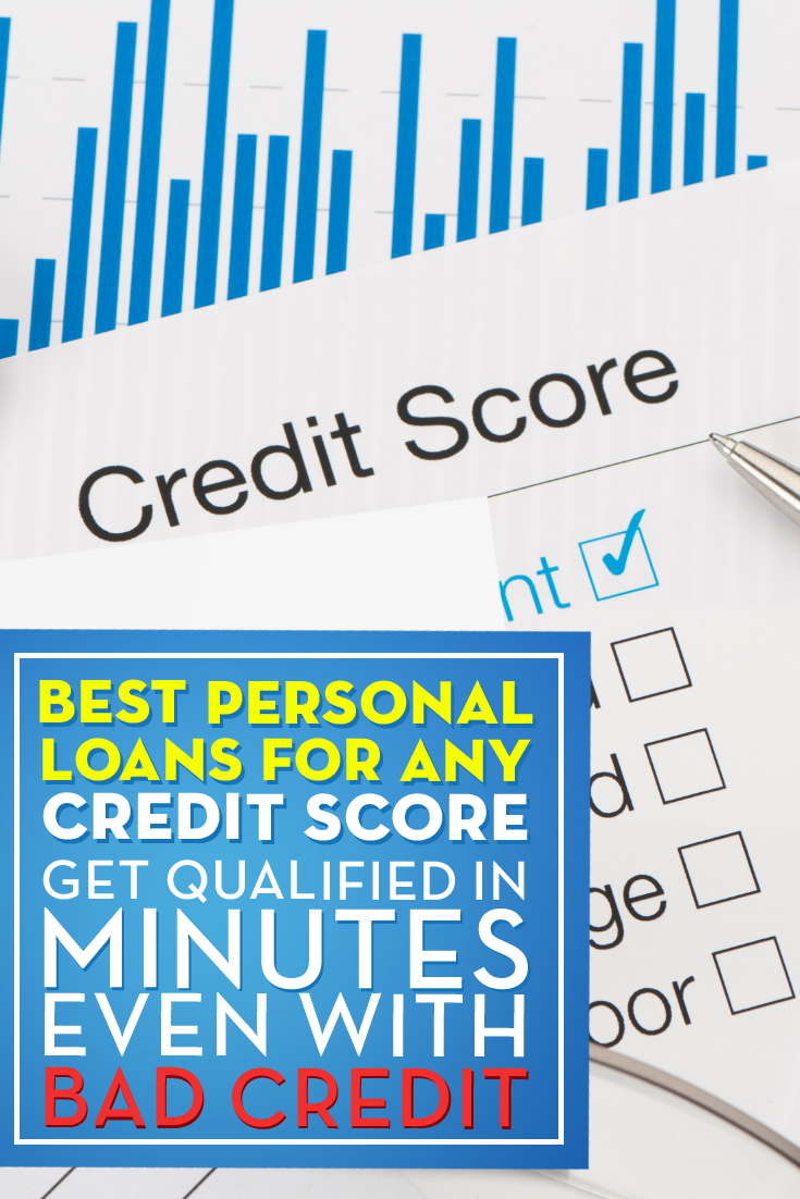 Best Personal Loans For Any Credit Score I Just Found This List Of Bad Credit Peer To Peer Lending Sites But Haven T Yet Personal Loans Credit Score Bad Credit