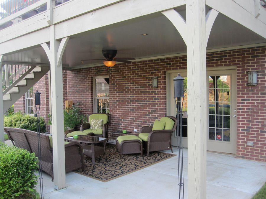 patio ideas under deck stunning under deck patio ideas under deck patio design home design ideas - Patio Ideas Under Deck