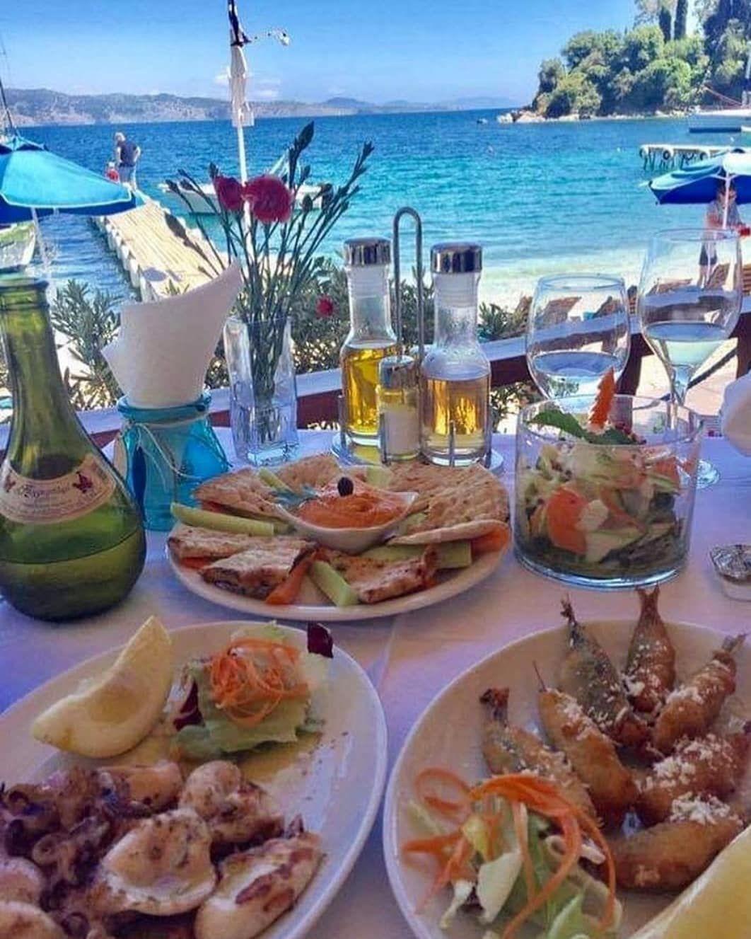 The Greek Way... #greece #greekrecipes #greeklunch