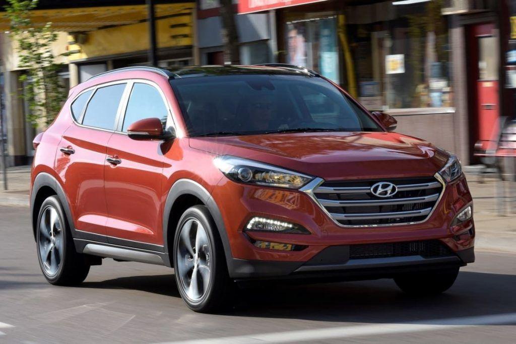 2018 Hyundai Tucson New Interior Cars Review 2019 Hyundai