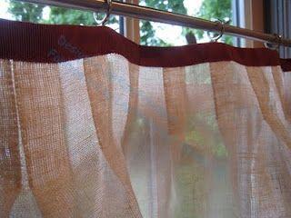 A Deceptive Simplicity Cafe Curtains Curtains Design