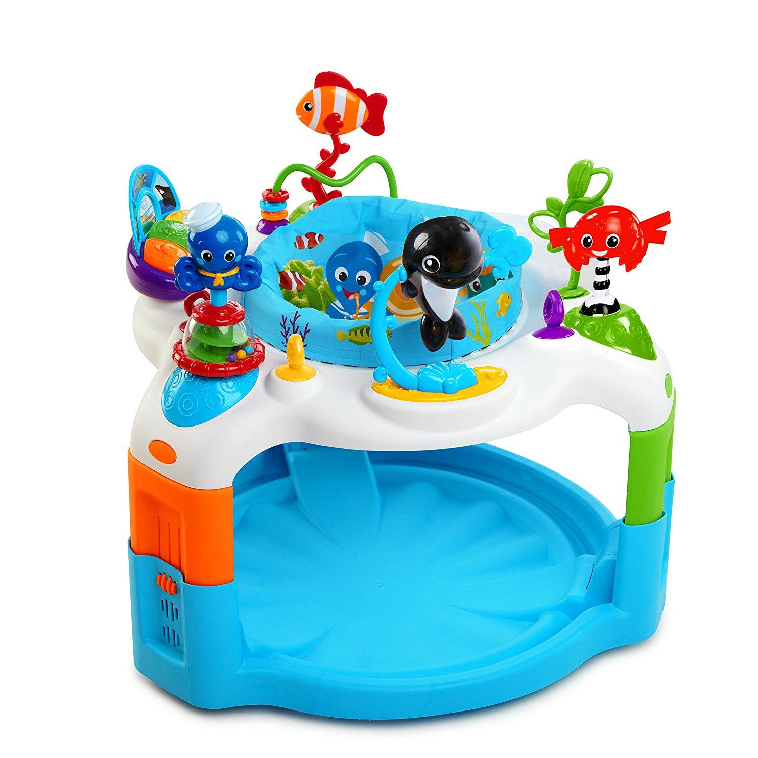 Top 10 Best Baby Exersaucers in 2017 Reviews | Baby Products ...