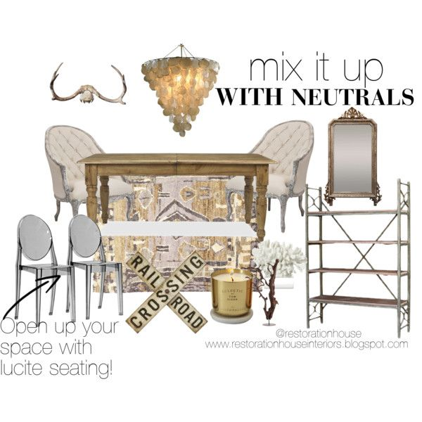 """Neutrals 