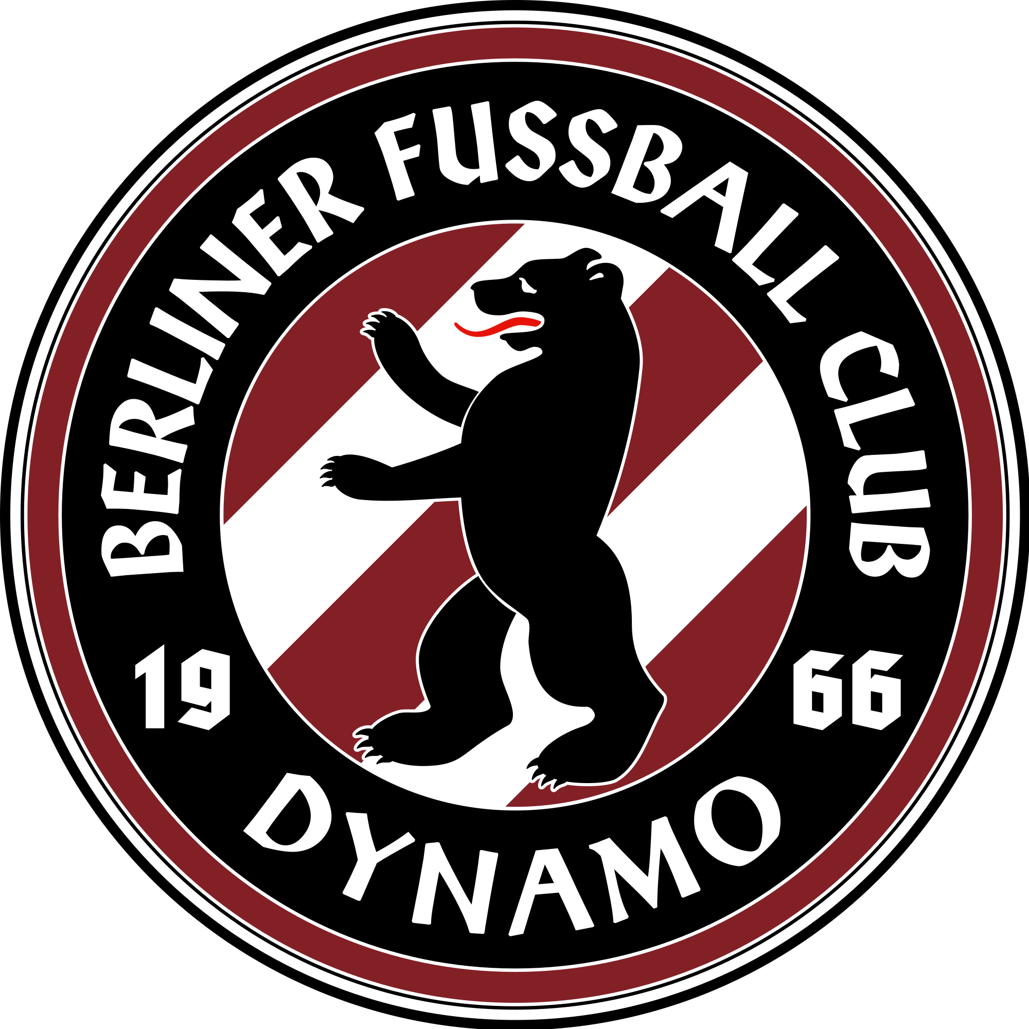 Bfc Dynamo Berlin Berlin Germany Football Made In Germany