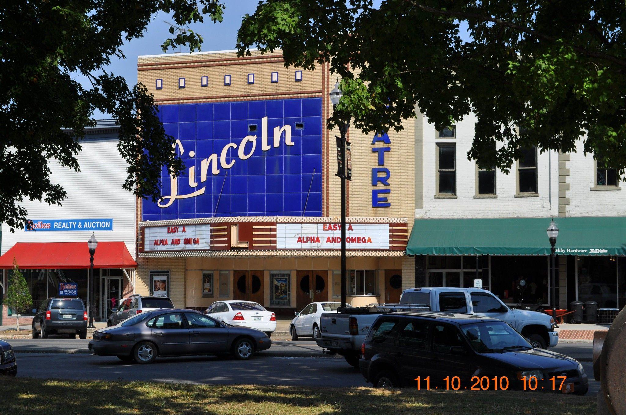 Lincoln theatre fayetteville tn theatre fayetteville