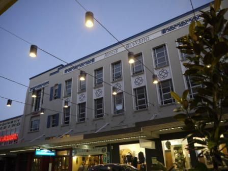 Brougham Street Catenary New Plymouth NZ by Ronstan Tensile Arch | Catenary Lighting is now & Brougham Street Catenary New Plymouth NZ by Ronstan Tensile Arch ... azcodes.com