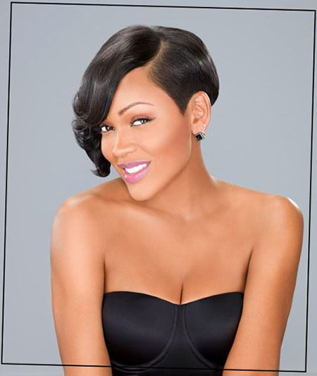 40 Latest Short Hairstyles For Black Women Hair Nails
