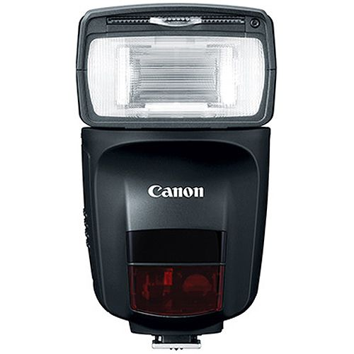 Auto Intelligent (AI) Bounce Function/ AI.B Full-Auto Mode And AI.B Semi-Auto Mode Settings/ Maximum Guide Number Of 47 (154 Ft./47m) At ISO 100/ AF Assist Beam Emission In Low-Light Scenes/ LCD Panel/ Black Finish