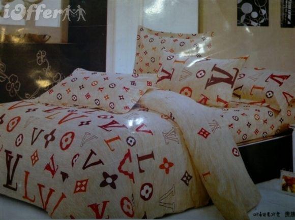 Louis Vuitton Bed Set Louis Vuitton Stylish Bedroom Design