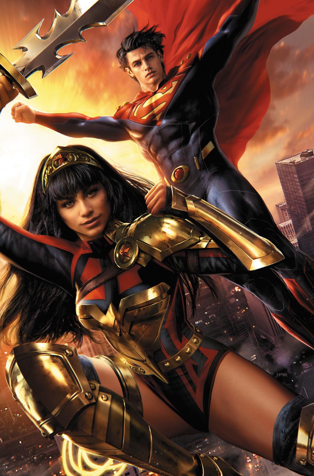 Dc Future State Superman And Justice League January 2021 Solicitations Superman Wonder Woman Dc Comics Artwork Dc Comics Superheroes