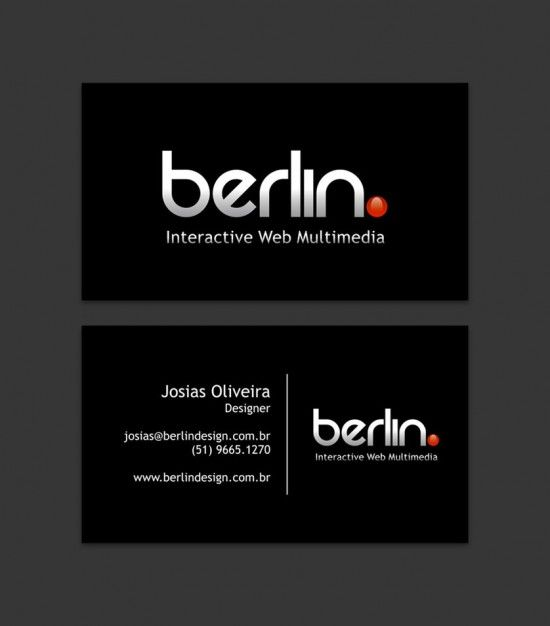 Berlin business card by josiasoliveira 550x626 21 black business berlin business card by josiasoliveira 550x626 21 black business cards design reheart Gallery