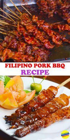 Photo of Filipino Pork Barbecue Recipe