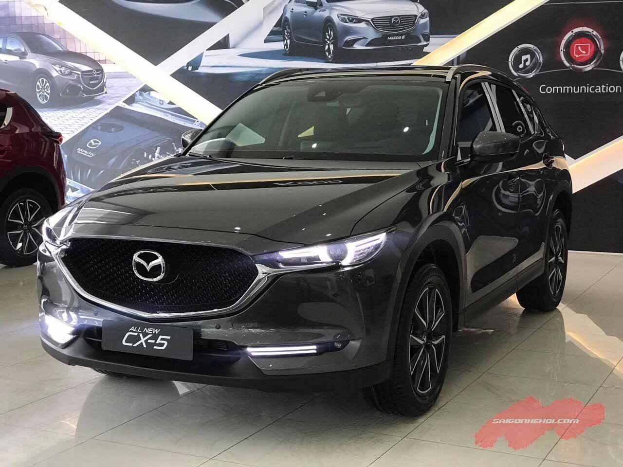 Xe Mazda Cx5 2020 Specs The Xe Mazda Cx5 2020 continues to