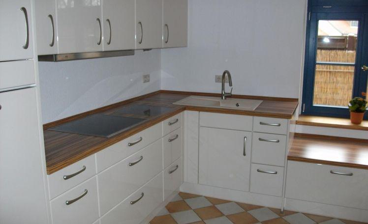 Nobilia Küche: Oberschränke Schaffen Stauraum.