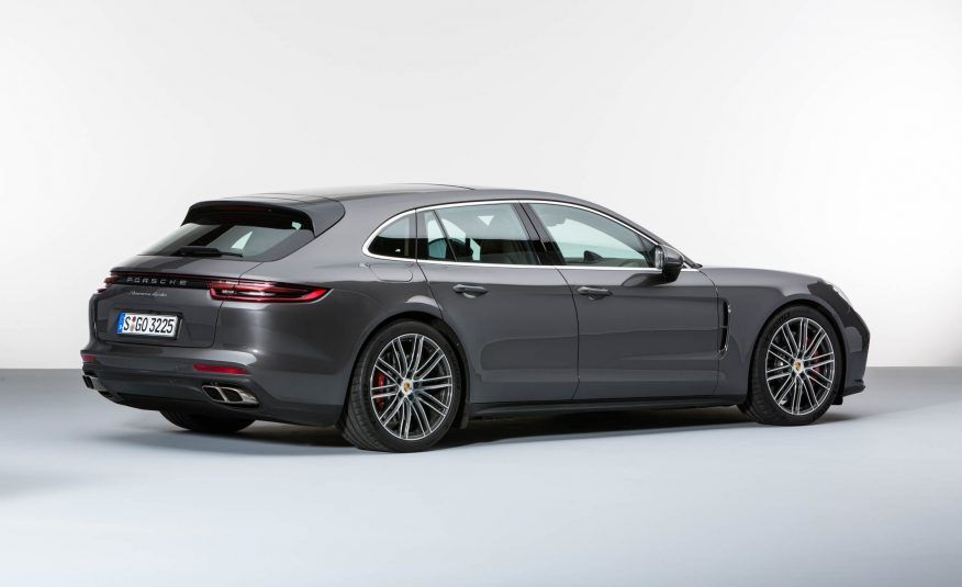 View 2018 Porsche Panamera Sport Turismo: Yes, a Porsche Station Wagon Now Exists Photos from Car and Driver. Find high-resolution car images in our photo-gallery archive.