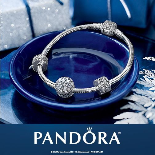 Give More than a gift with the PANDORA Glistening Wonder holiday ...