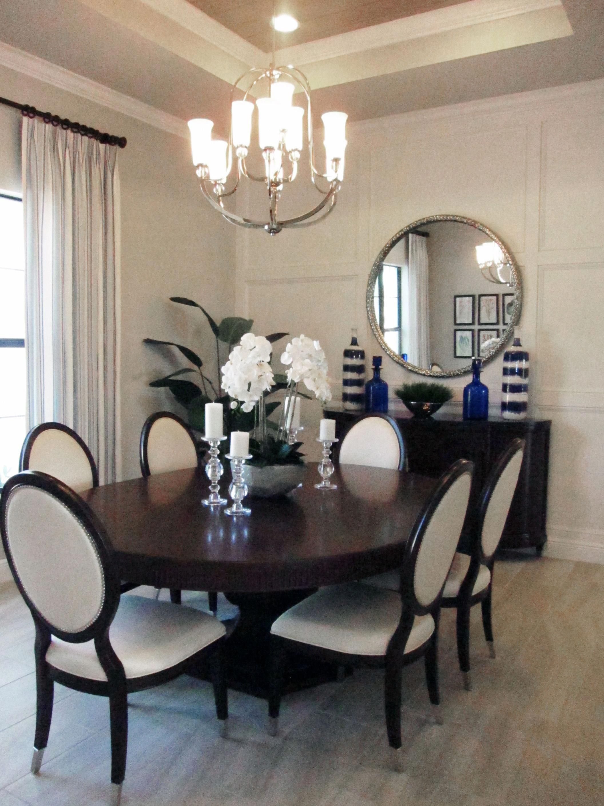 Luxury Transitional Dining Room Ideas By Beasley Henley Interior