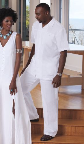 Steve Harvey Men S Celebrity Edition Jaden White Summer Suit Xlarge Nwt Fashion Mens Beach Wedding Attire White Linen Pants Outfit White Linen Pants Men
