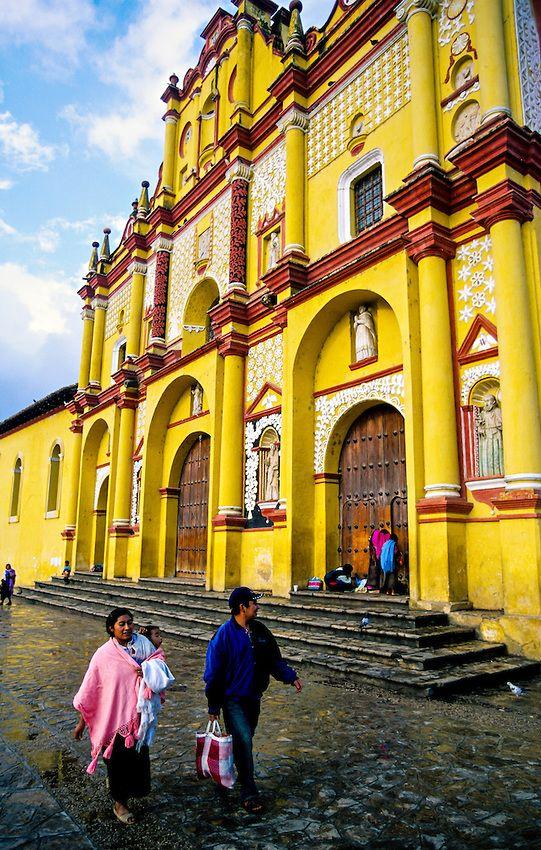 Catedral - San Cristóbal de las Casas, Chiapas, México