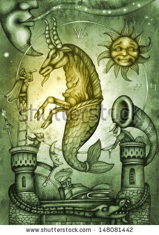 Image result for anthropomorphic images in the Zodiac