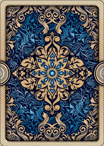 Ornate Deck Playing Cards Playing Cards Design Playing Cards Art Custom Playing Cards