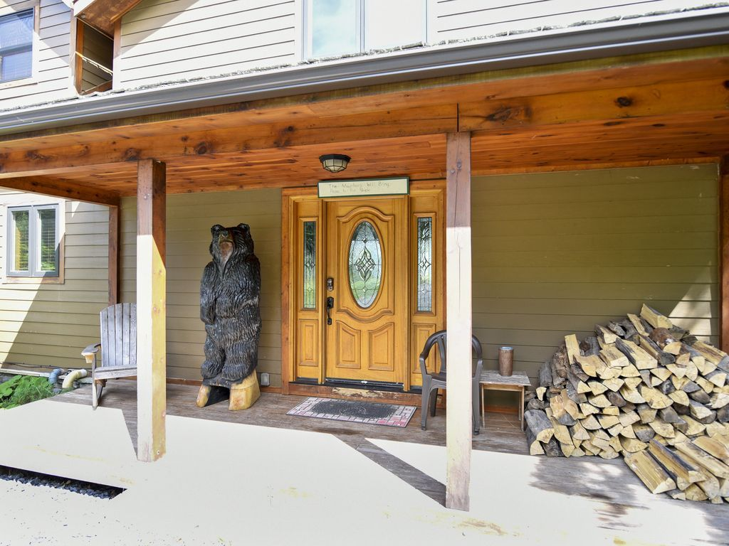Current favorite timberline rustic lodge vacation home