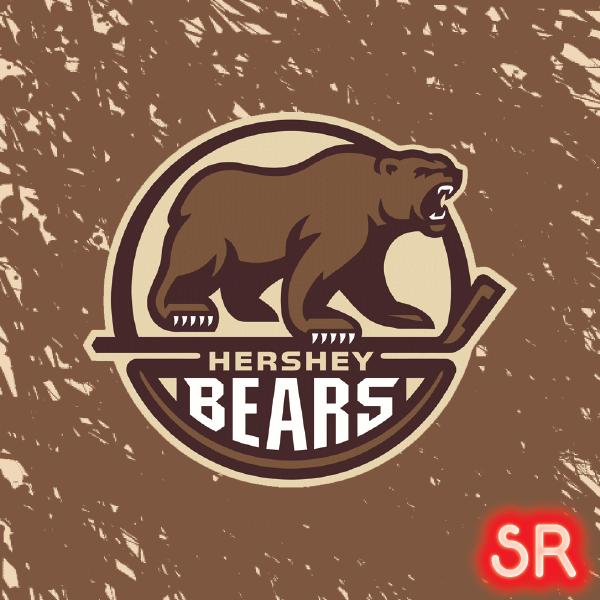 Logo Pedia American Hockey League Hockey Logos American Hockey League Hershey Bears