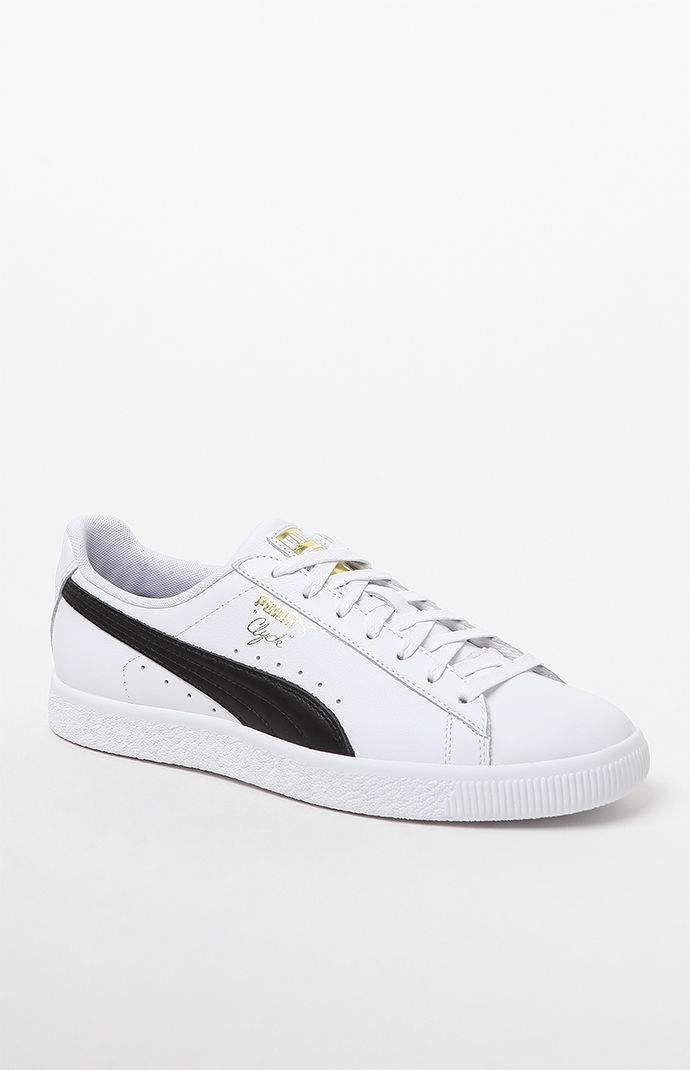 san francisco 884e0 2c995 Puma Women's Clyde Core Foil Sneakers at PacSun.com ...