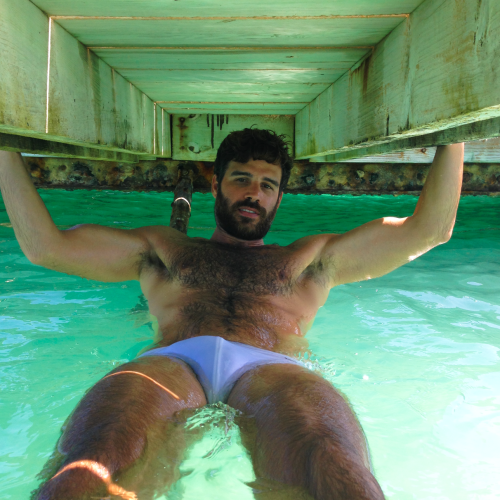 Caribbean men nude