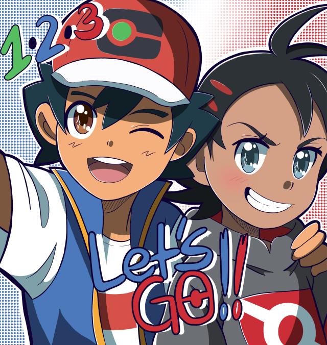 Anne 1 2 3 Pokemon Crossover Pokemon Journeys Anime