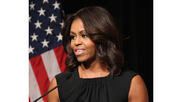 Knowledge Is Power Michelle Obama S Dynamic Impact On Education Michelle Obama Hairstyles Michelle Obama Michelle