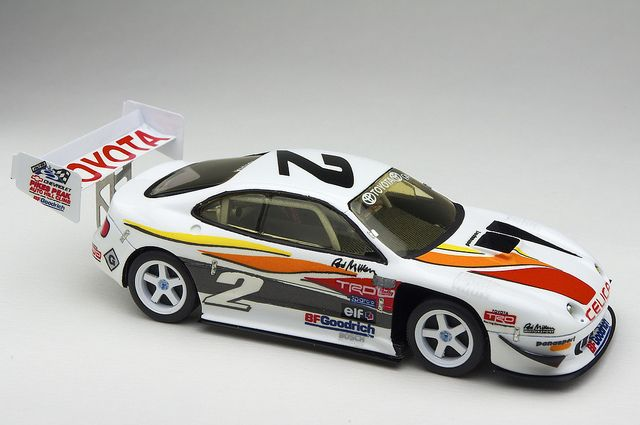 Toyota Celica 1 Pikes Peak 1994