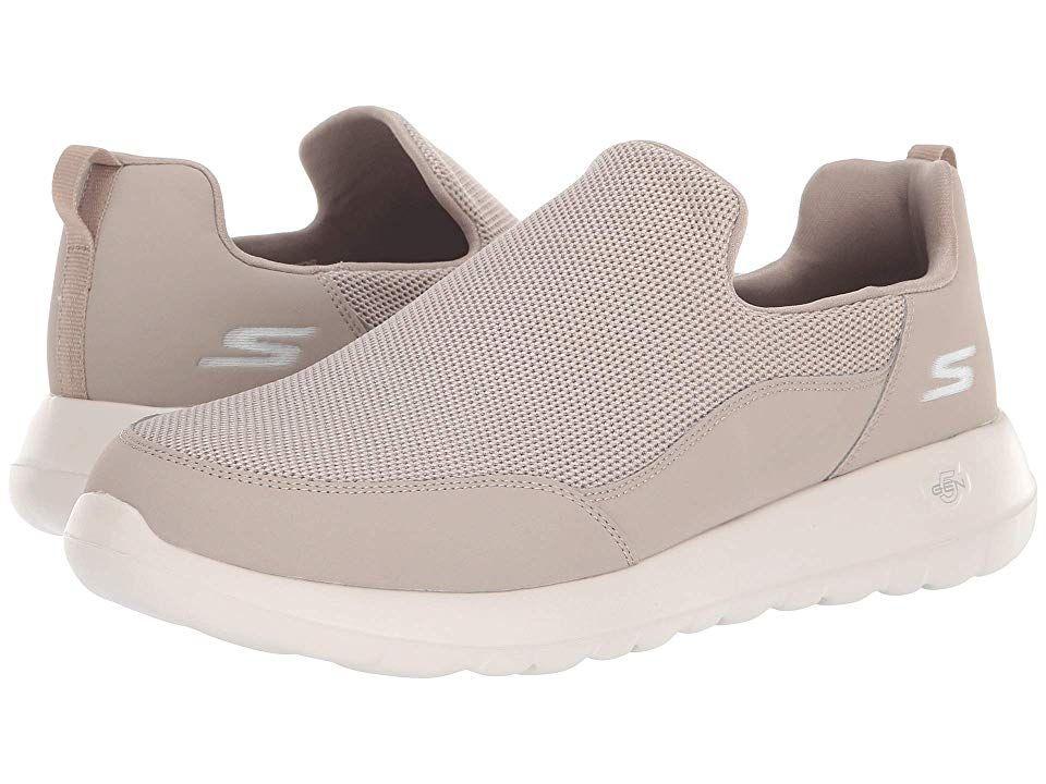 Skechers menns prestasjoner, Go Walk Max Privy Slip on Shoes