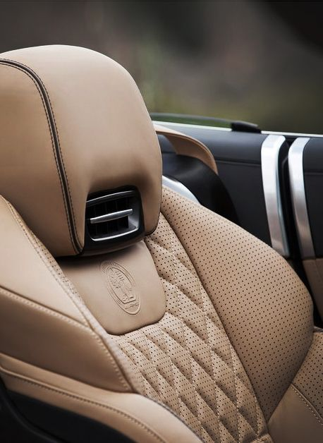 Interior Bentley Beige Cream Refined Clean Leather Stylish Classy Caramel Cushion Sport Elegance Luxury Car Interior Sports Cars Luxury Custom Car Interior