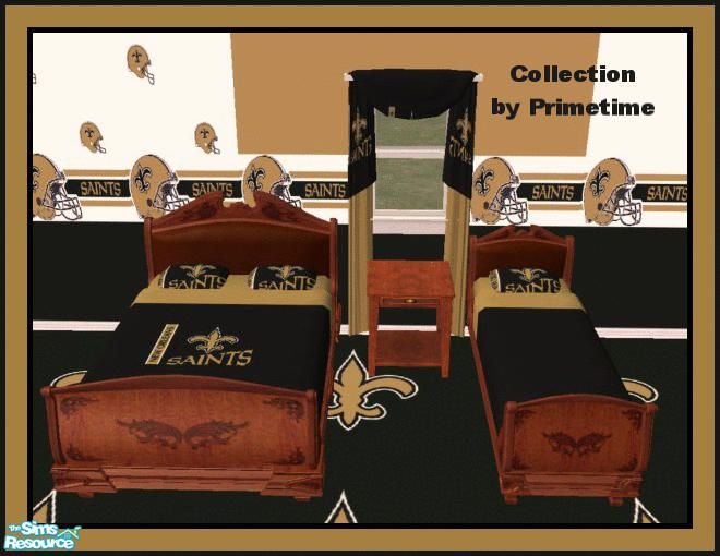 images of new orleans saints bedrooms | pt nfl new orleans saints