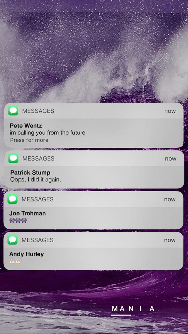 Pin de Andy Miller en Fall Out Boy | Fall out boy, Ideas de fondos de  pantalla, Fondos de pantalla