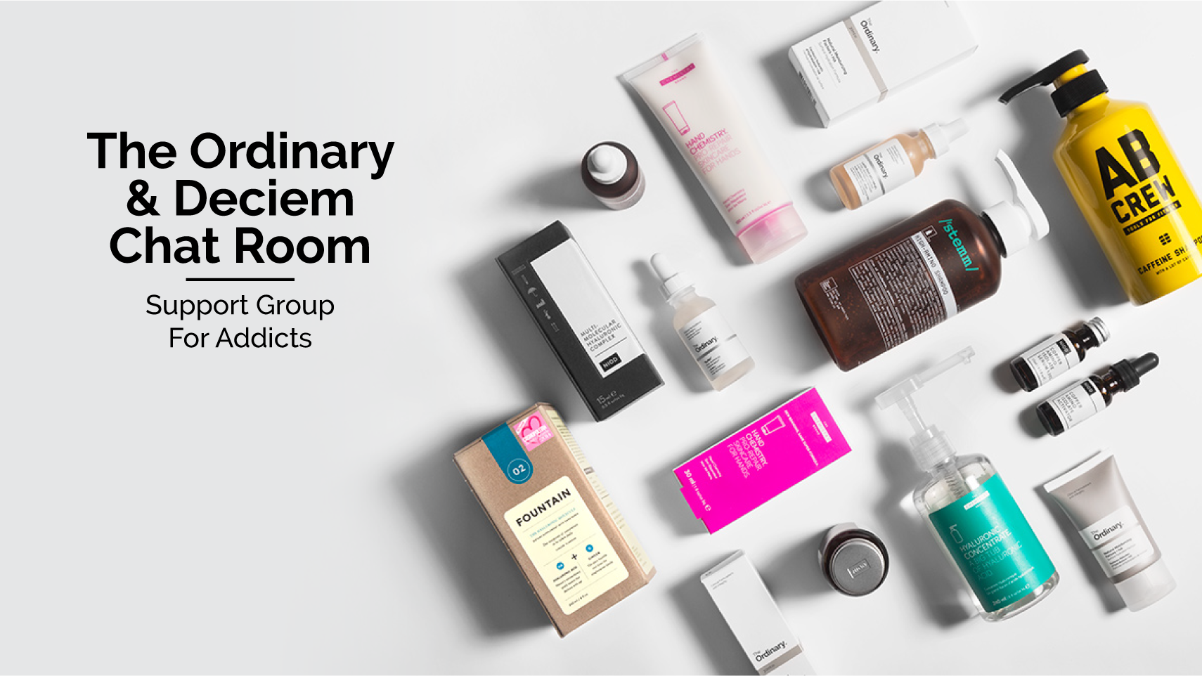 The Ordinary & Deciem Regimens & Routines For All Skin