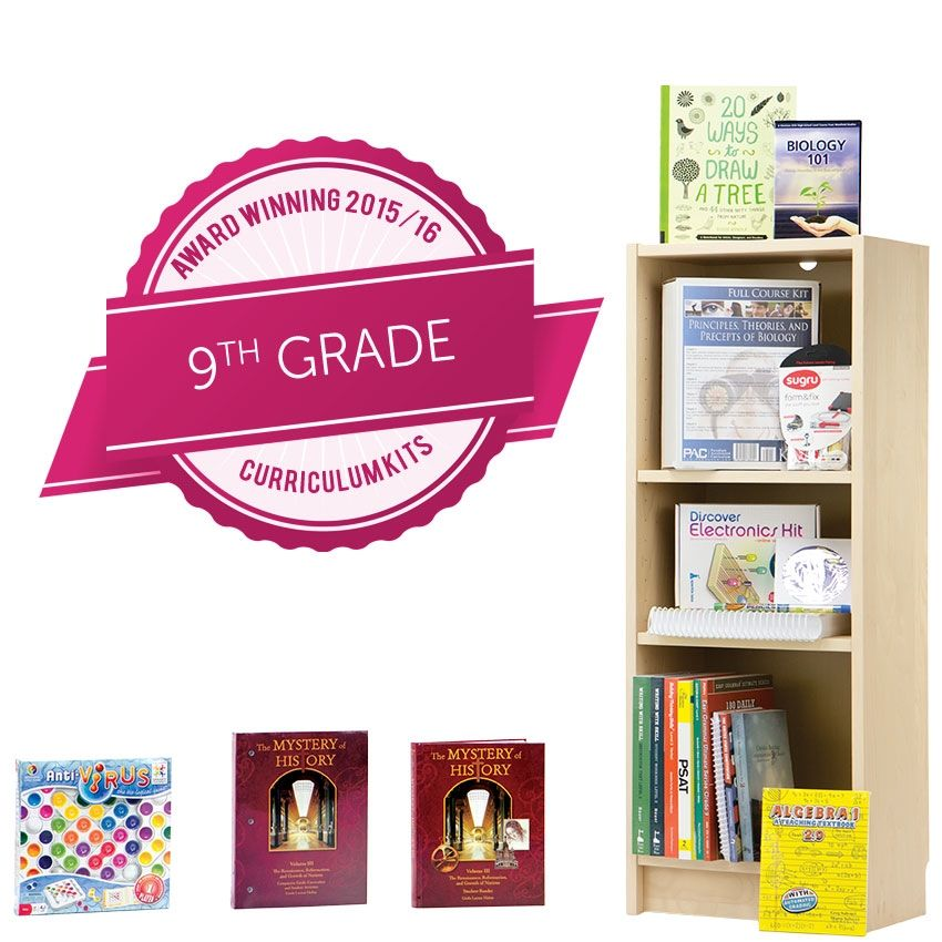 Complete Homeschool Curriculum - Ninth Grade | Homeschooling ...
