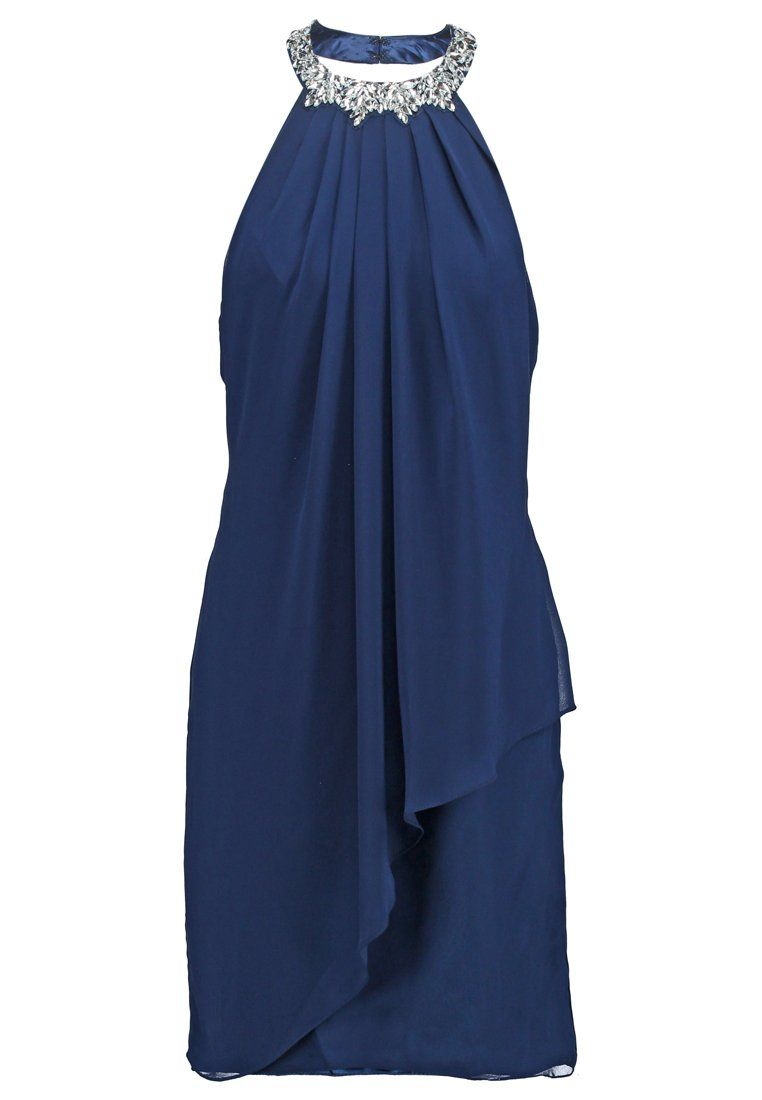 Laona Cocktailkleid / festliches Kleid - nautical blue - Zalando.de ...