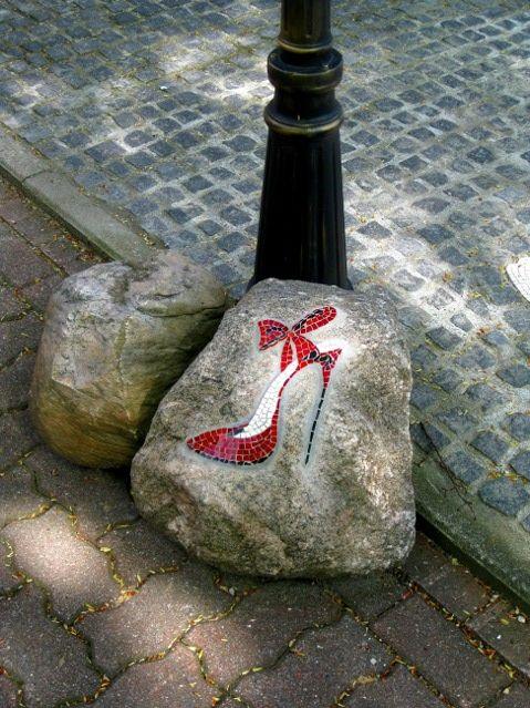 Was Frau so hat - Mosaikstiletto