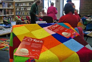 Springwood Library Knit In   Knitting, Knitting for ...