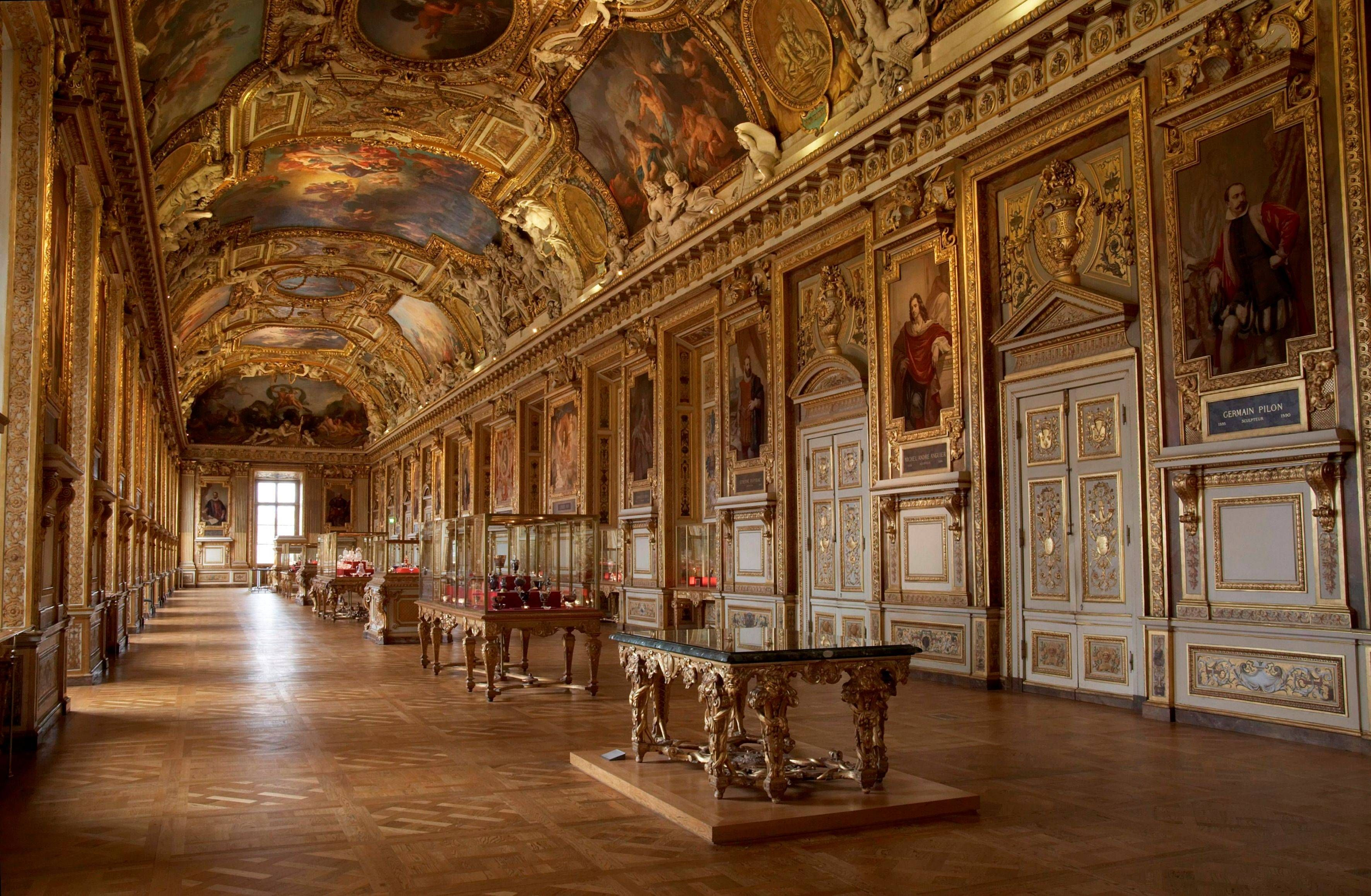 In Pictures: Breathtaking Highlights From Collections at the Louvre ...