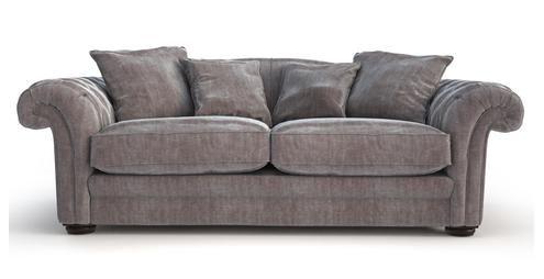Grand Pillow Back Sofa Loch Leven Dfs